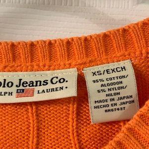 Ralph Lauren Shirts & Tops - Ralph Lauren children's sweater size XS